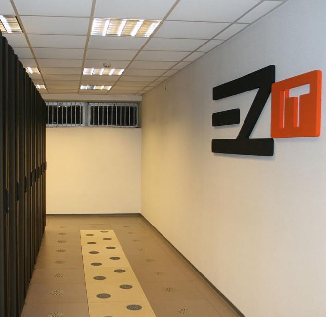 EZIT szerver terem